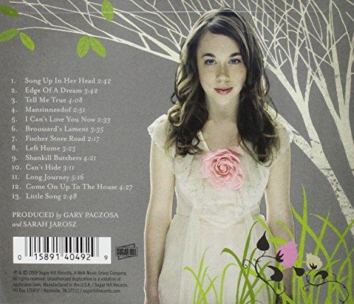 Sarah Jarosz Song Up In Her Head Amazon Music