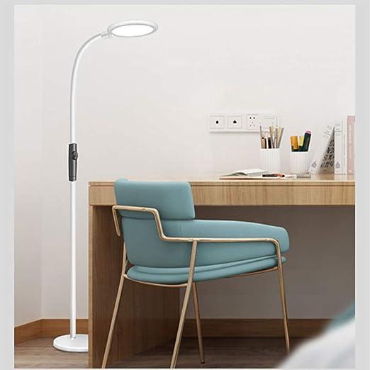 LED lámpara de mesa de protección para los ojos lámpara de pie ...