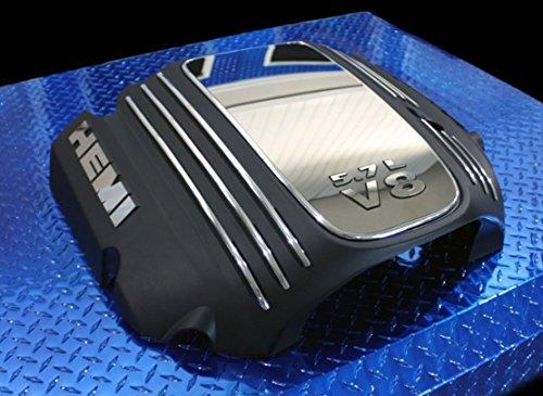 Engine Shroud Kit (American Car Craft 153008 Polished Engine Shroud Trim Kit (5.7L))
