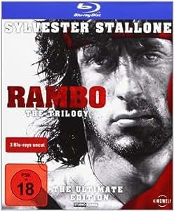 Rambo - Trilogy - Uncut/The Ultimate Edition [Alemania] [Blu-ray]