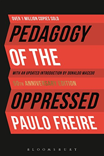 Pdf Teaching Pedagogy of the Oppressed: 50th Anniversary Edition