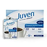 Juven Therapeutic Nutrition Drink Mix Powder for Wound Healing Includes Collagen Protein, Unflavored, 30 Count For Sale