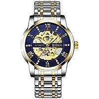 BIDEN-Men's automatic mechanical watch, fashion watch