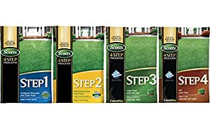 Scotts 4 Step Program - 15,000 Sq. Ft (Complete Step 4 Program)