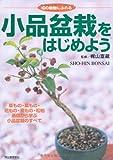 小品盆栽をはじめよう―和の植物にふれる
