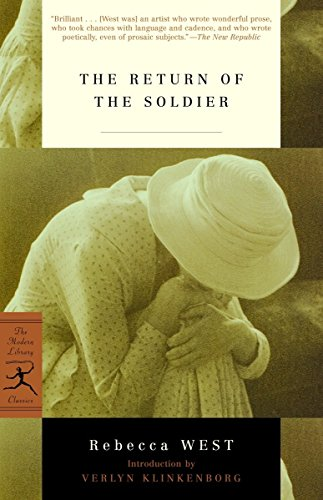 The Return of the Soldier (Modern Library Classics)