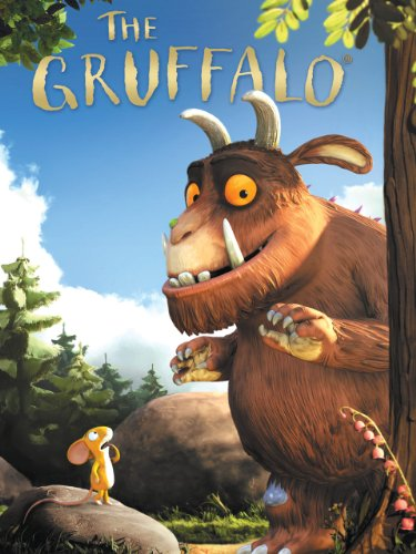 The Gruffalo (Room Magic Natural)