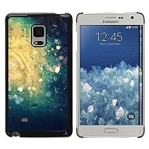 iKiki Tech / Estuche rígido - Water Reflection Sun Summer Surf - Samsung Galaxy Mega 5.8 9150 9152