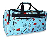 Ever Moda 22 Inch Duffel Bag, London