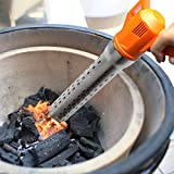 Dracarys Electric Charcoal Fire Starter,Quick Lump Charcoal Lighter,Grill Starter,Cooker Fire Ignition Device for Kamado Grill Joe,Big Green Egg,Fireplace,Campfires,Chargrillers,Weber Charcoal Grill