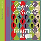 Front cover for the book The Mysterious Mr. Quin by Agatha Christie