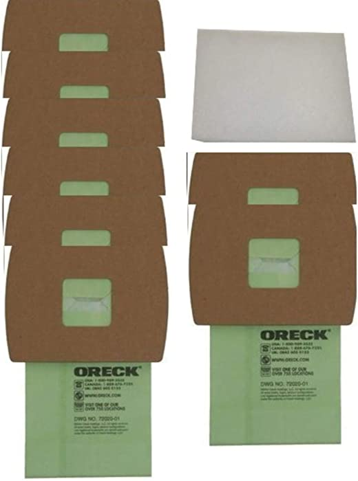 The Best Oreck Super Deluxe Vacuum Bag