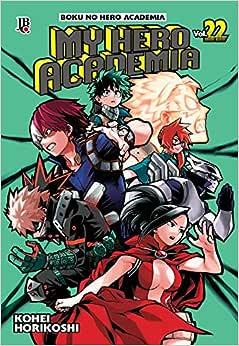 My Hero Academia - Vol. 22 - 9788545711919 - Livros na