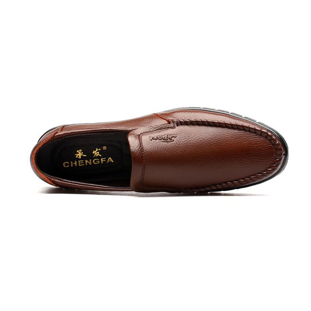 CJC Shoes Men's Closed Toe Slip On Driving Moccasins Flat Driving On Dual-Use (Color : T2, Size : EU42/UK8.5) EU42/UK8.5|T2 B07F66J938 618419