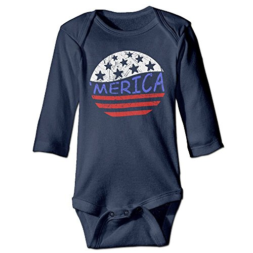 Clinton Costume Party Meme (Fashion Baby Boys & Girls MERICA Round Long-sleeve Jumpers)