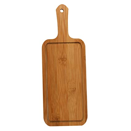 Serving Tray for Sushi or Cheese Wooden Sushi Serving Tray cutting broad for bread