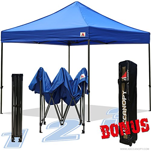 Abccanopy Kingkong Commercial Carrying Bag Blue product image