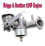 Carburetor Carb for Briggs & Stratton 12HP Engine 491031 490499 491026 & 281707