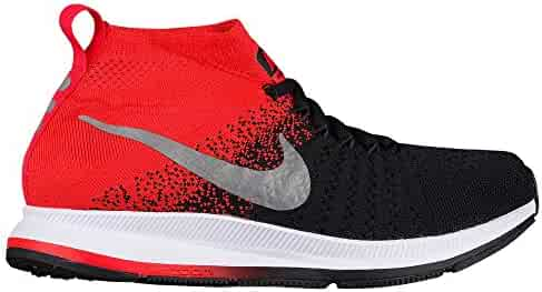 7332be3122d3 NIKE Girls ZM Pegasus All Out Flyknit Big Kid Lightweight Running Shoes