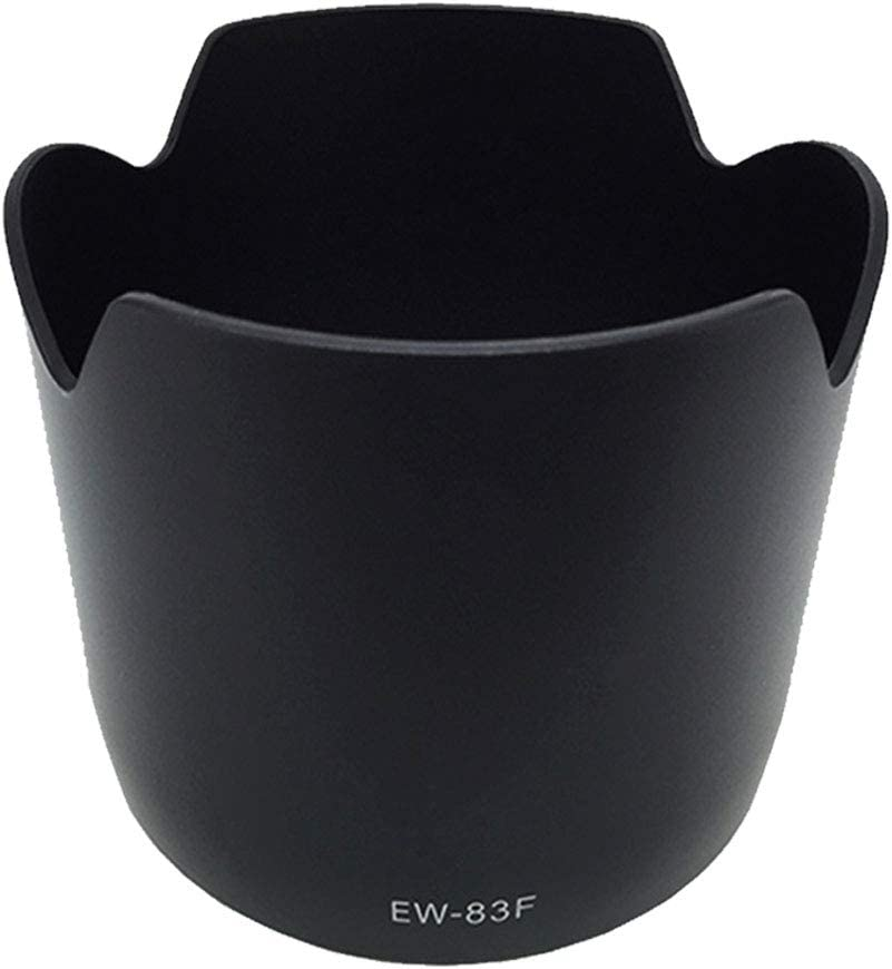 CYcaibang EW-83F Lens Hood Shade for Canon Camera EF 24-70mm f//2.8L USM I Lens