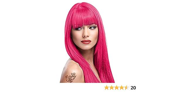Tinte capilar de La Riche Directions 88ml (Flamingo Pink - rosa flamenco)