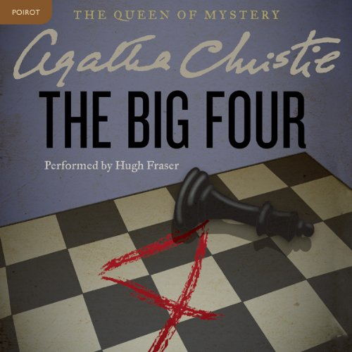 Bargain Audio Book - The Big Four