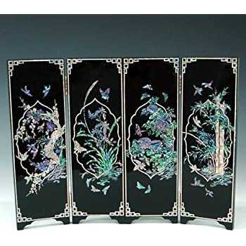 Image Result For Amazon Com Mother Of Pearl Inlay Art Orchid