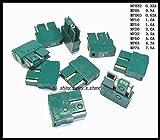 Davitu 5pcs/Lot DAITO Fuse MP032/MP05/MP063/MP10/MP16/MP20/MP32/MP50/MP63/MP75 Alarm Fuse 125V Brand New - (Color: MP032 0.32A x5pcs)