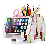 COOLBROS Elephant Pen Holder & Cell Phone Stand Stationery Organizer SE Deal (Small Image)