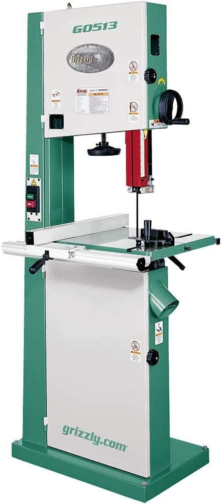 Grizzly G0513 2 HP 17-Inch Bandsaw