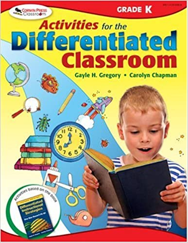 Activities for the Differentiated Classroom: Kindergarten: Gayle H ...
