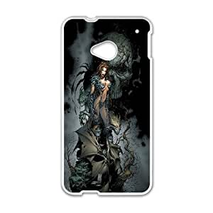 Generic Case grim reaper For HTC One M7 R6H157697