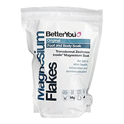 Mejor Que copos de magnesio para Original de 1 kg, añadir a un baño