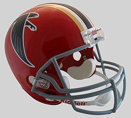 Riddell NFL Atlanta Falcons 1966-1969 Throwback Replica Vsr4 Full Size Football Helmet