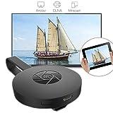 FidgetFidget Digital HDMI Media Video Streamer For Miracast Chromecast 2nd Generation 2017