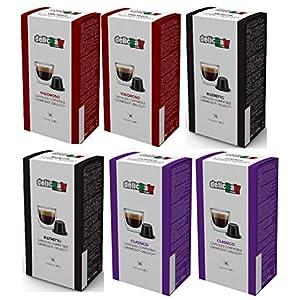 Cápsulas Cremesso® Delizio® Compatibles Degustación 96 Cápsulas 51mXdhh9oVL