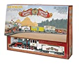 Bachmann Trains Industries Ringling Bros, Barnum and Bailey G-Scale Ready to Run Electric