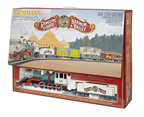 Bachmann Trains Industries Ringling Bros, Barnum and for sale  Delivered anywhere in Canada