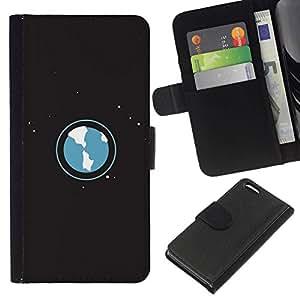 All Phone Most Case / Oferta Especial Cáscara Funda de cuero Monedero Cubierta de proteccion Caso / Wallet Case for Apple Iphone 5C // Space Planet Galaxy Stars 53
