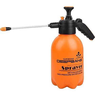 Arrosoir Can Bouteille Spray Jardinage Ménage Arrosoir Pistolet Pneumatique Petite Pression Bouteille Bouteille Spray Bouteille (Couleur : Le jaune)