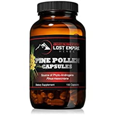 Pine Pollen - The Superfood of the 21st Century Pine Pollen may be one of the most potent and powerful herbs or foods available today. It is the male spore of the pine tree and has been used for thousands of years.  There are 126 species of t...