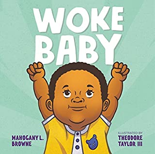 Book Cover: Woke Baby