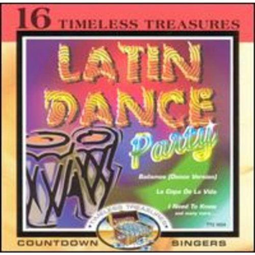 Livin La Vida Loca Mp3: Livin' La Vida Loca By Countdown Singers On Amazon Music