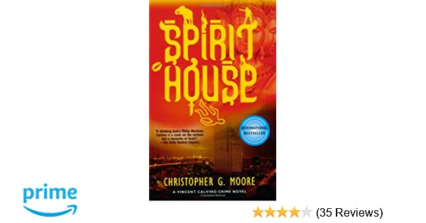 Spirit House: A Vincent Calvino Crime Novel (Vincent Calvino ...