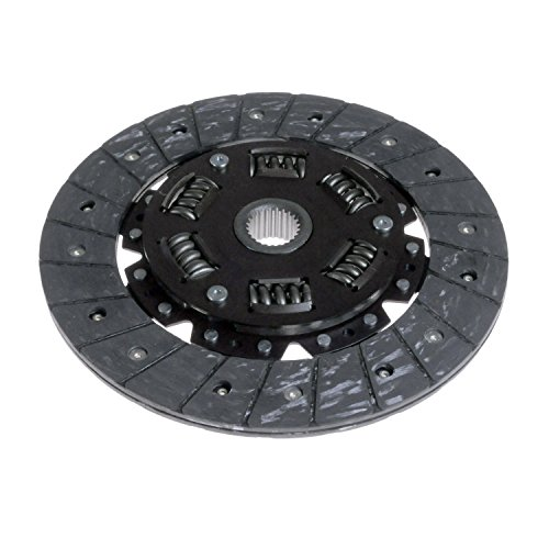 Blue Print ADN13133 Clutch Disc, pack of one: