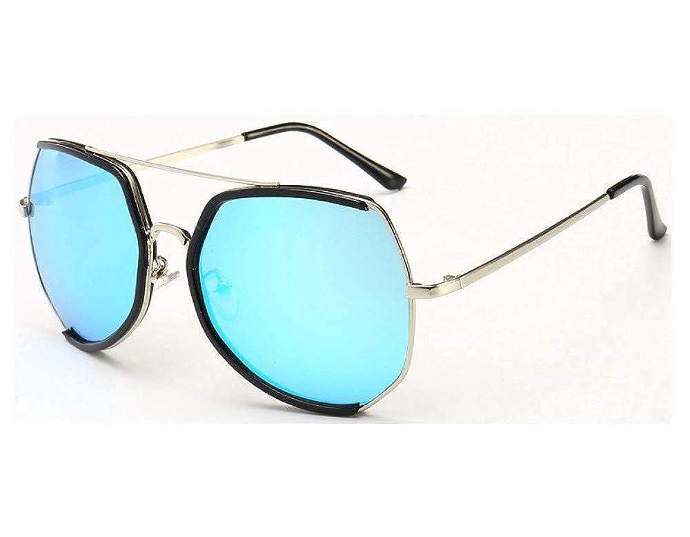 Polarized Black Sunglasses Womens Classic Mens Retro Fashion Brand Sunglasses Horn Edge Classic (28)