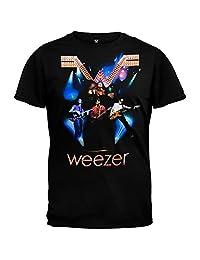 Weezer - Blue Lights '08 Tour T-Shirt