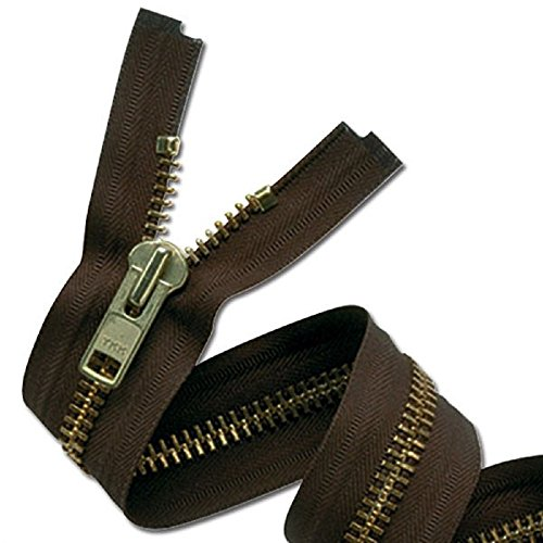 Tandy Leather YKK Chap Zippers 24'' (Chap Zipper Ykk)