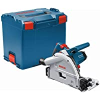 Bosch Professional sänksåg GKT 55 GCE (1 400 W, kling-Ø: 165 mm, med sågklinga för trä, 1/1 L-BOXX-insats, i L-BOXX 374N…