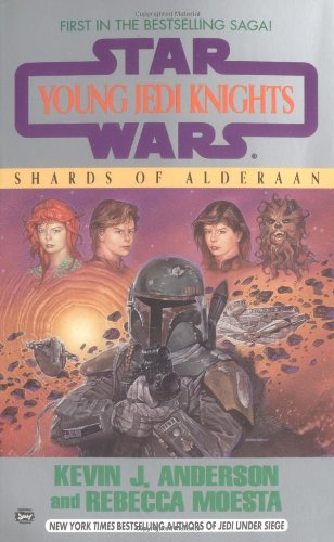 Shards of Alderaan - Book  of the Star Wars Legends